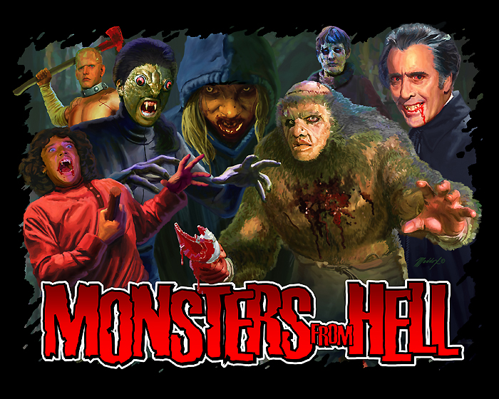 MonstersFromHell